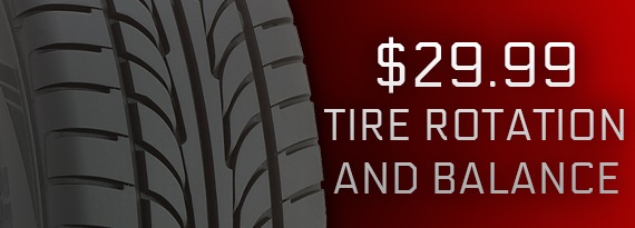The Tire Depot Automotive Services Promotions Tire Rotation And